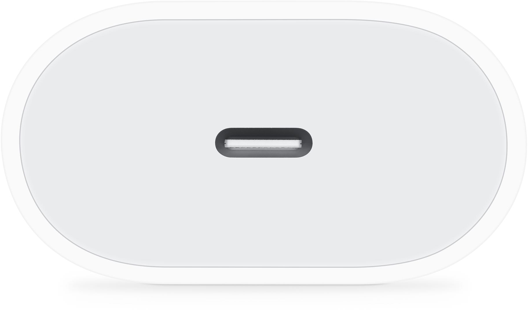 Carregador USB-C de 18W da Apple