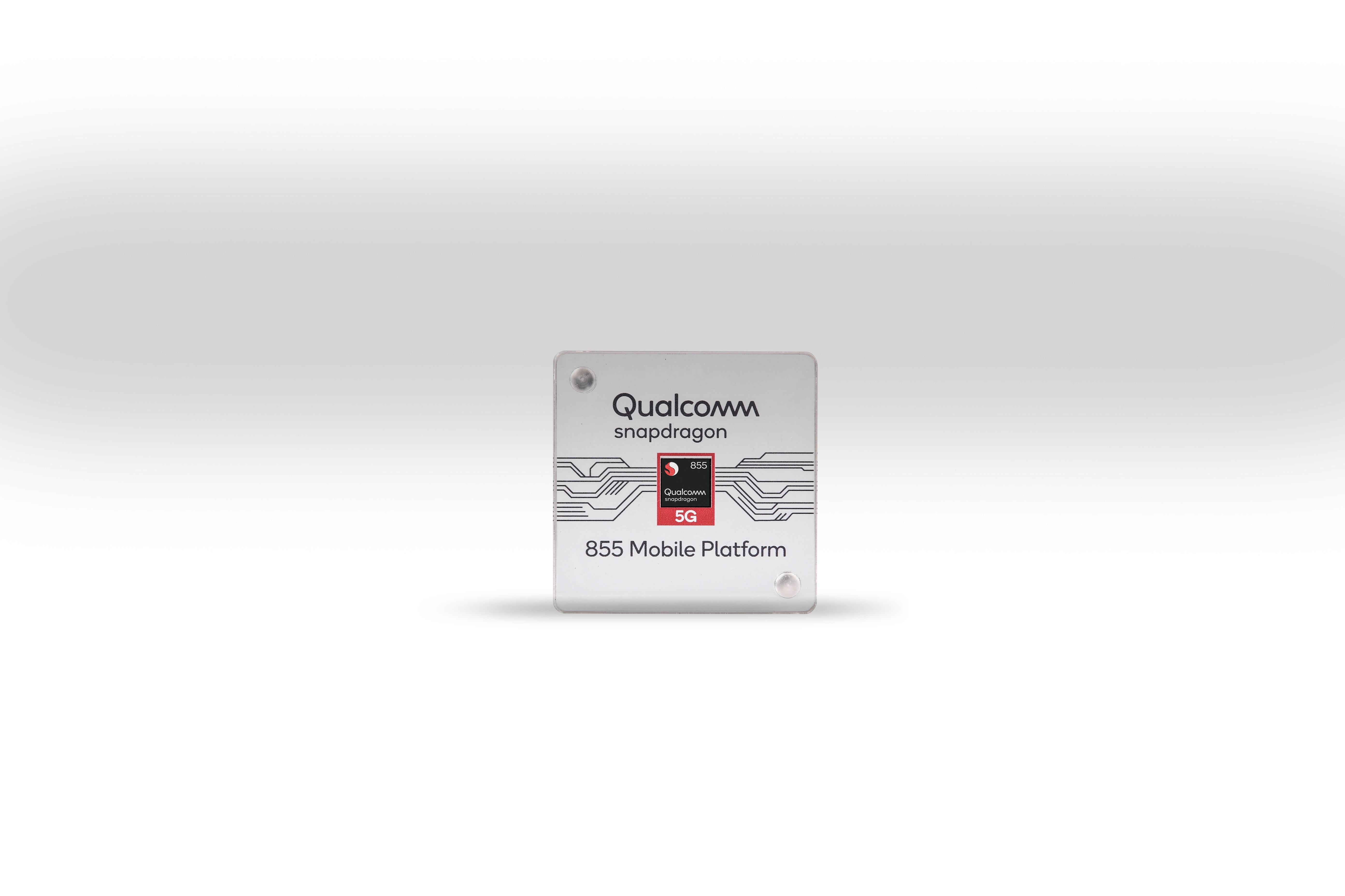 Novo chip Snapdragon 855 da Qualcomm