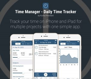 Time Manager para iOS