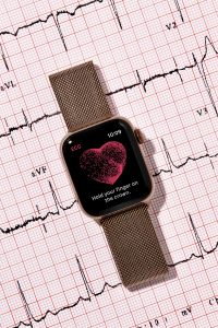 App ECG no Apple Watch Series 4