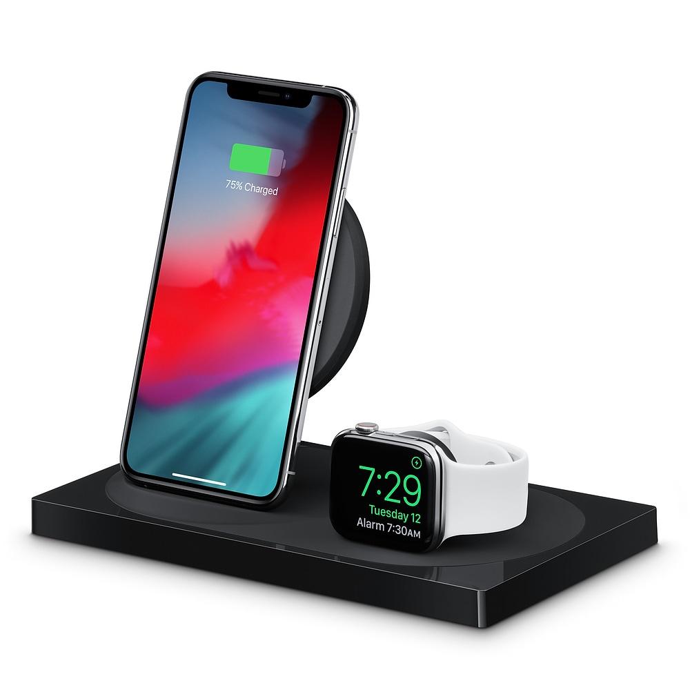 Dock para iPhone e Apple Watch da Belkin