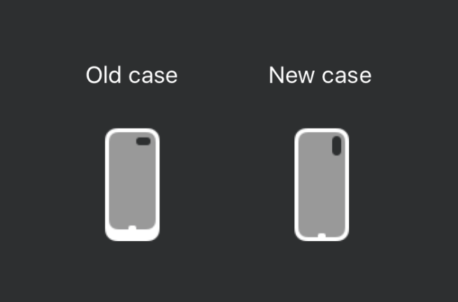 Indício da Smart Battery Case para o iPhone XS
