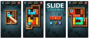 Slide Tetromino Premium