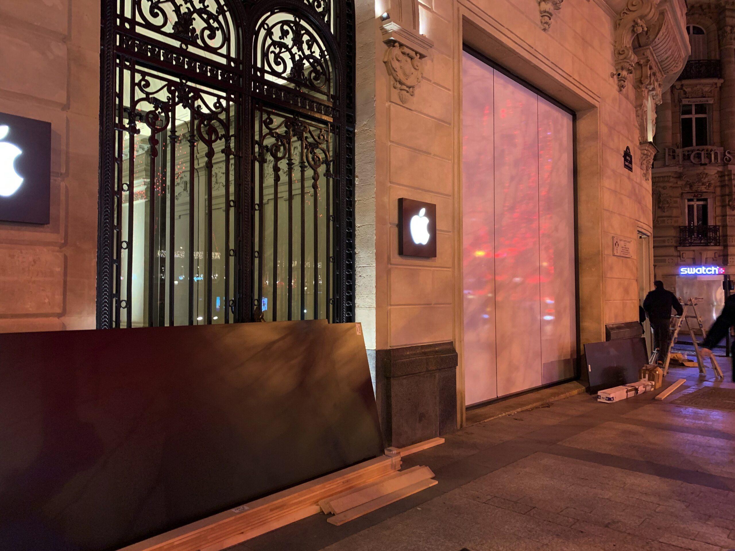 Apple Champs-Élysées