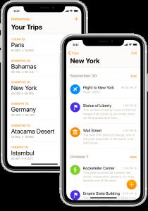 Tripsy, app organizador de viagens