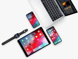 Betas do iOS, macOS, watchOS e tvOS