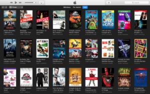 Coleções de filmes em promoção na iTunes Store