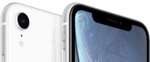 iPhone XR branco