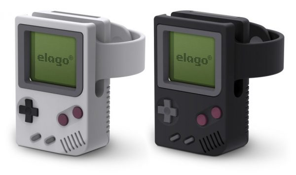 Stand elago W5 Game Boy para Apple Watch
