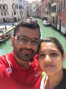 Mitesh Patel, condenado pelo assassinato de sua esposa Jessica por conta do app Saúde do iPhone
