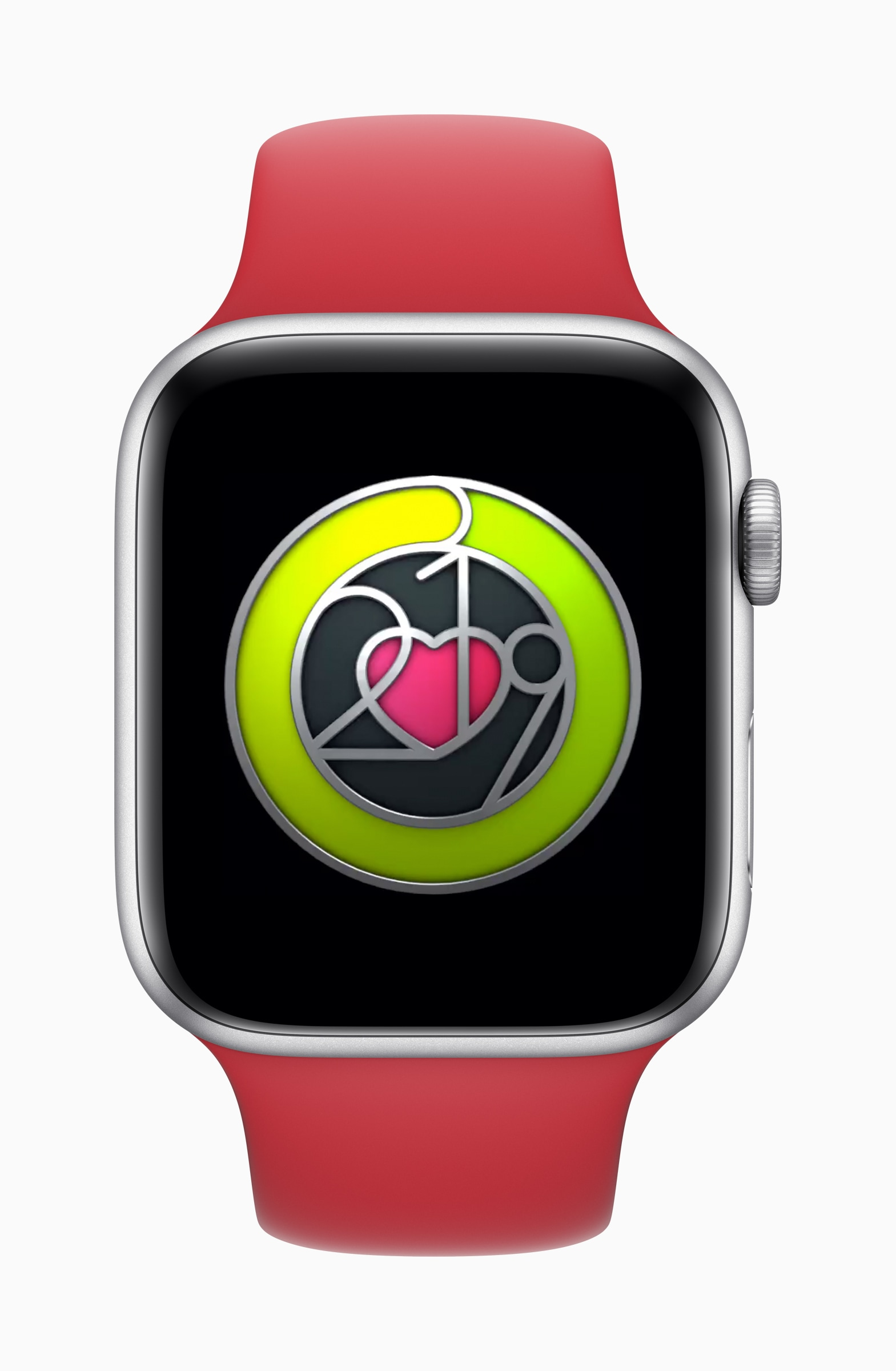 """Desafio do Apple Watch (""""Mês do Coração"""")"""