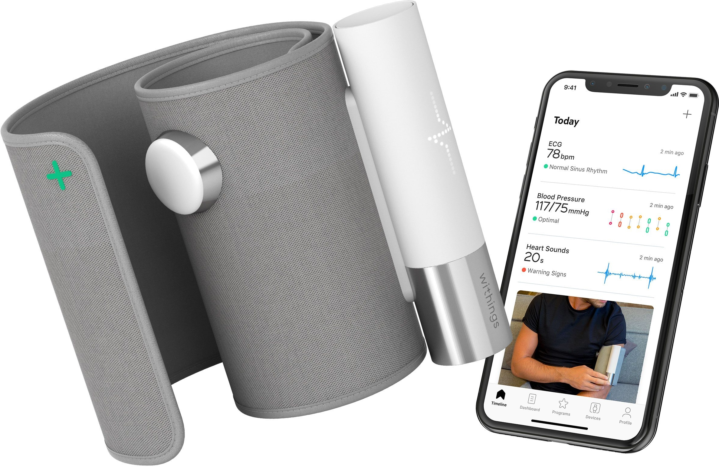 Withings BPM Core