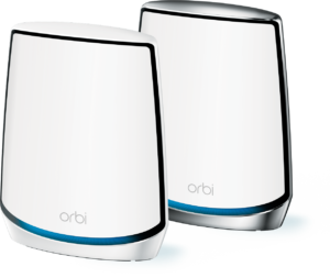 Orbi WiFi System with Wi-Fi 6