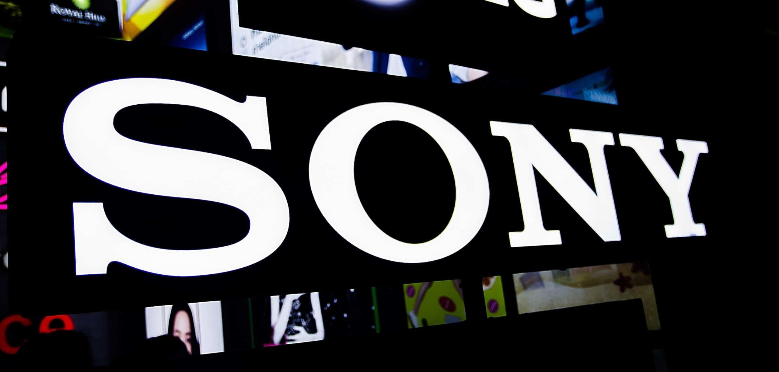 Logo da Sony