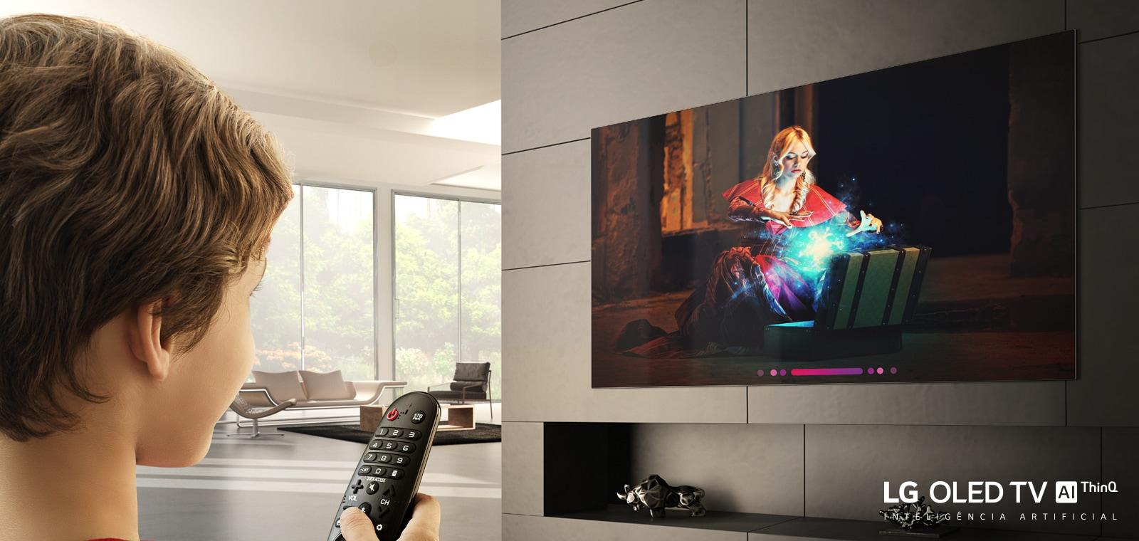 TV OLED 2019 da LG