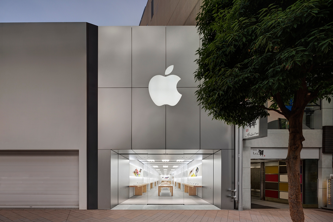Apple Sendai Ichibancho, no Japão