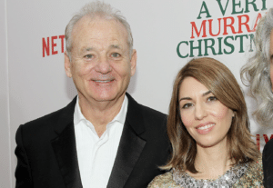 Bill Murray e Sofia Coppola