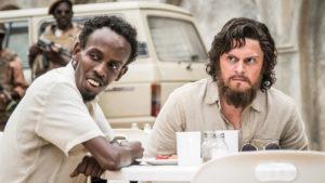 Filme - Piratas da Somália