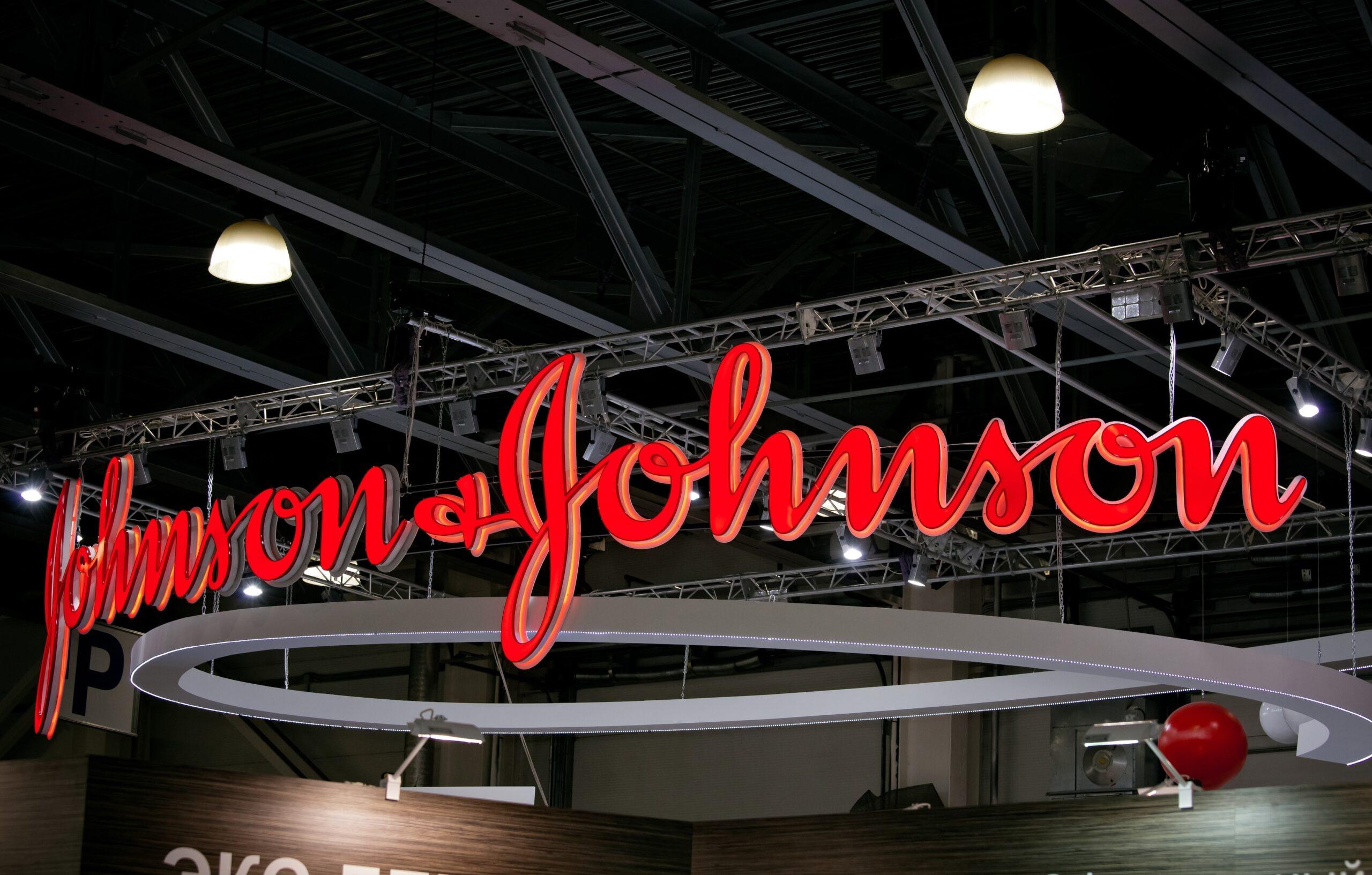 Logo da Johnson & Johnson