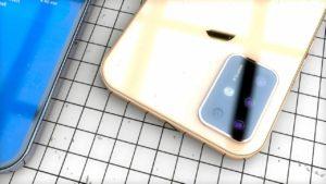 Conceito de iPhone 11