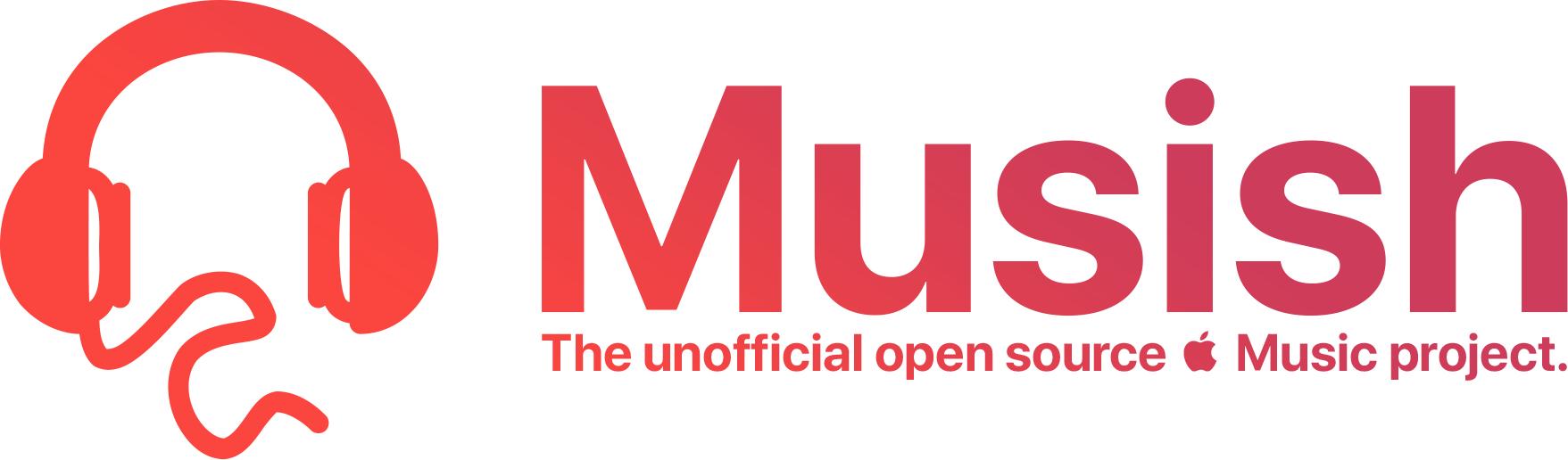 Logo do Musish