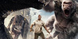 Filme - Rampage: Destruição Total