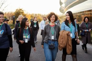 Primeiro Apple Entrepeneur Camp para mulheres desenvolvedoras