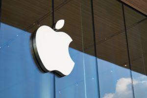 Logo da Apple em loja de Bangkok, na Tailândia