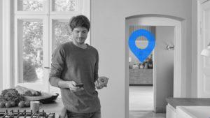 Localização de objetos com o Bluetooth