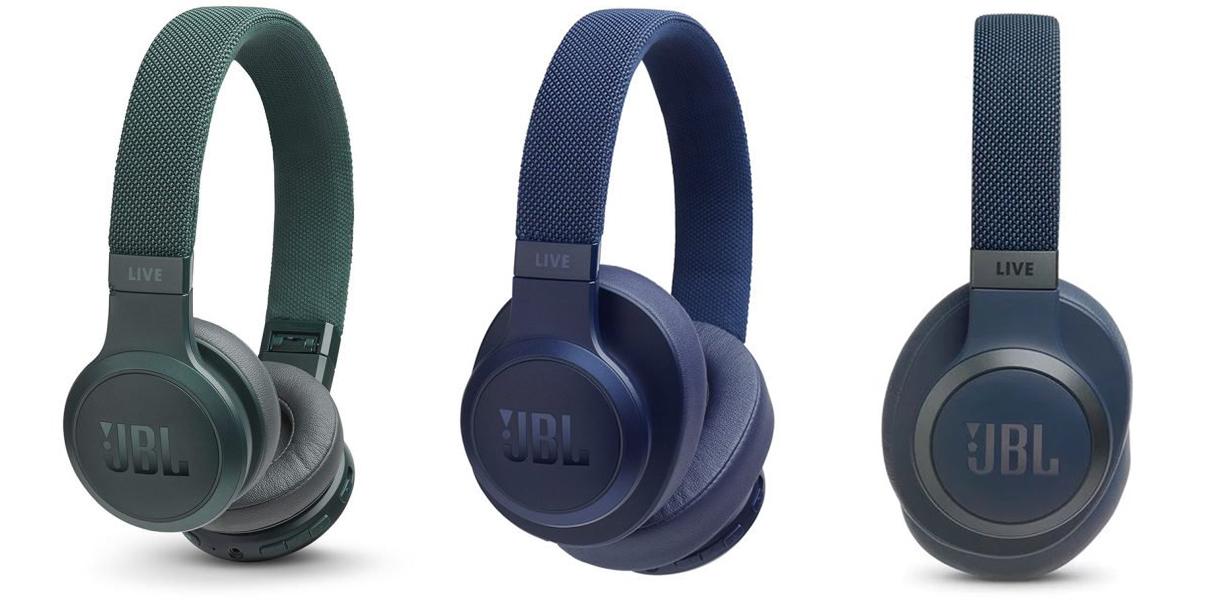 Headphones JBL Live
