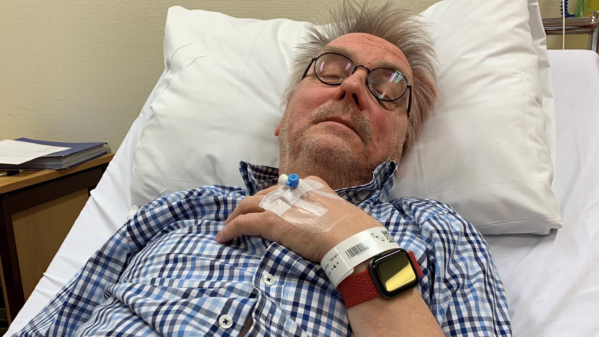 Toralv Østvang no hospital