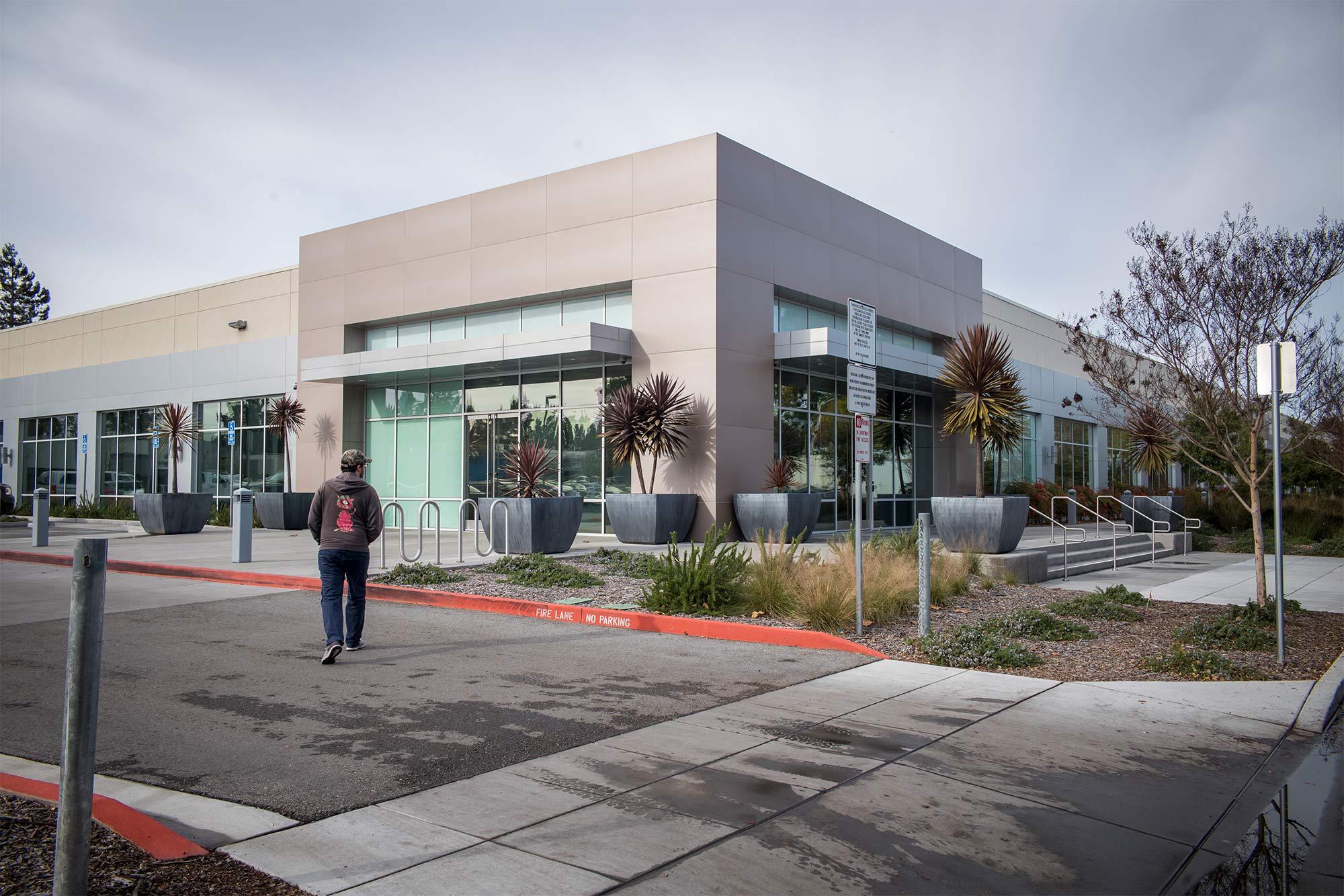 Escritório do Apple Maps em Sunnyvale