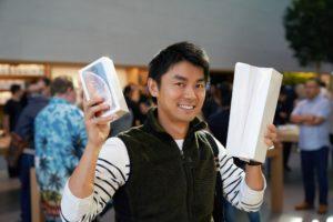 Lançamento do iPhone XS