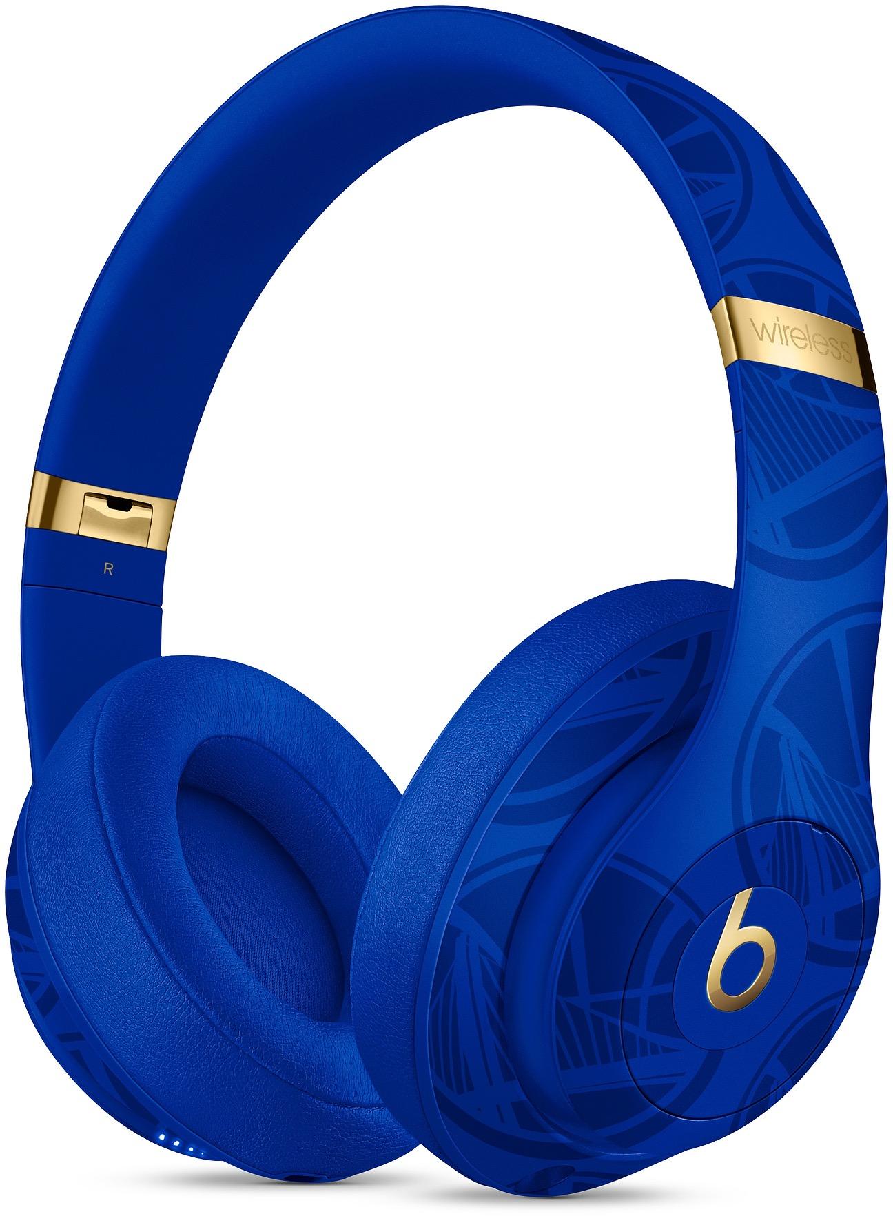 Beats Studio3 da NBA (Golden State Warriors)