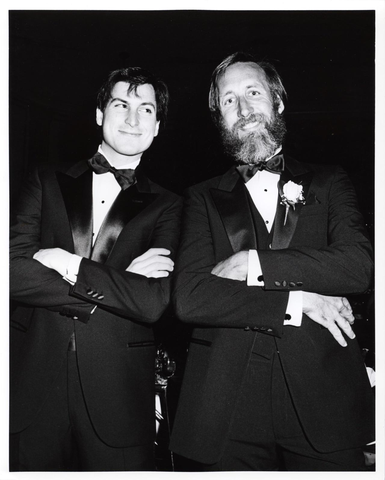 Steve Jobs e Lee Clow