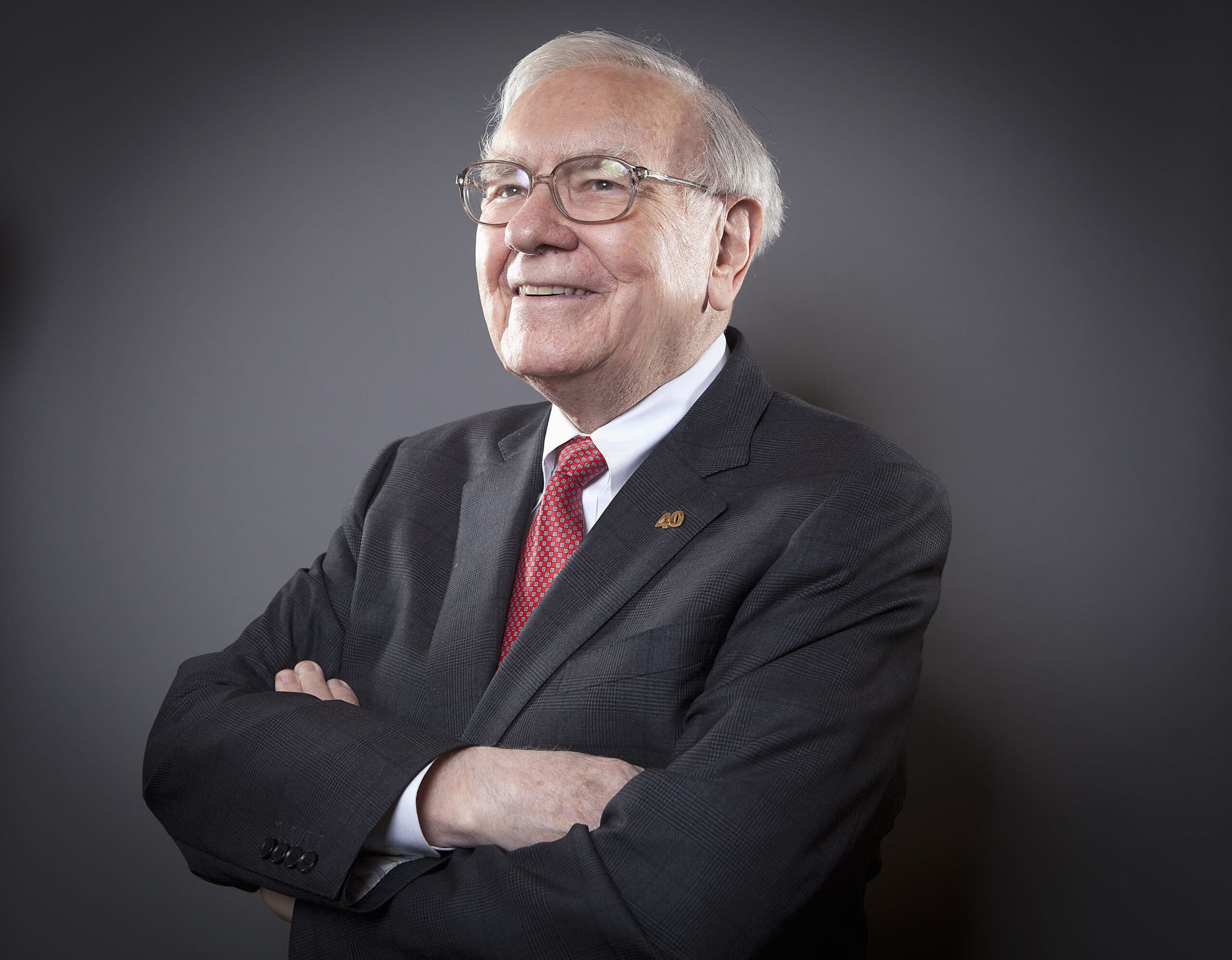 Warren Buffett, CEO da Berkshire Hathaway