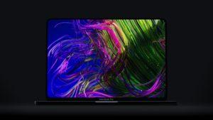 Conceito para o MacBook Pro 2019