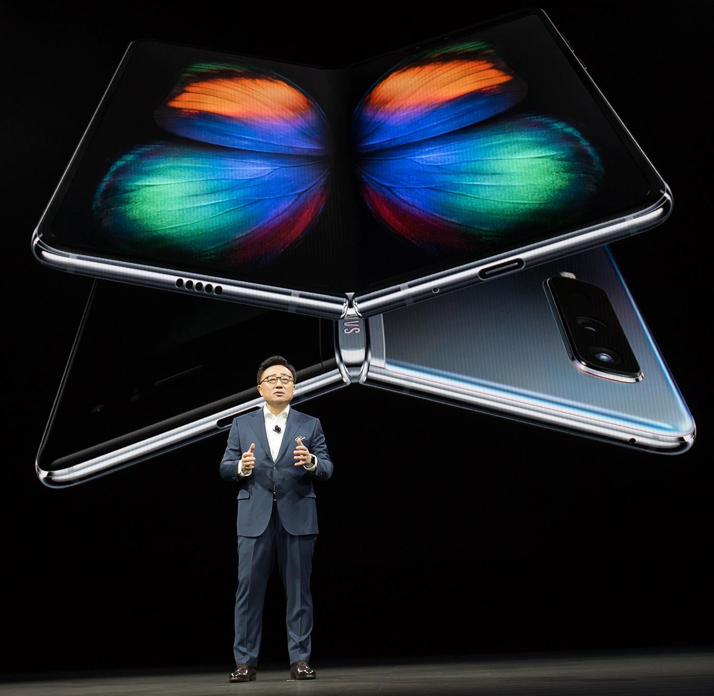Apresentação do Samsung Galaxy S10