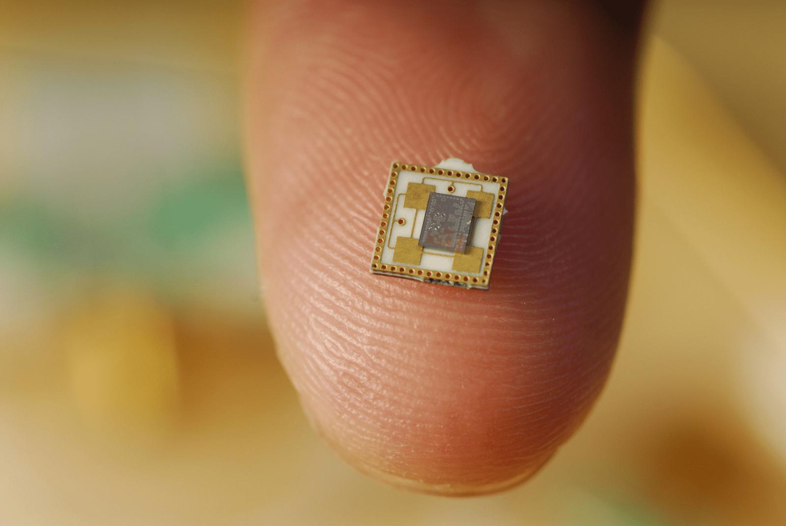 Chip de 7 nanômetros