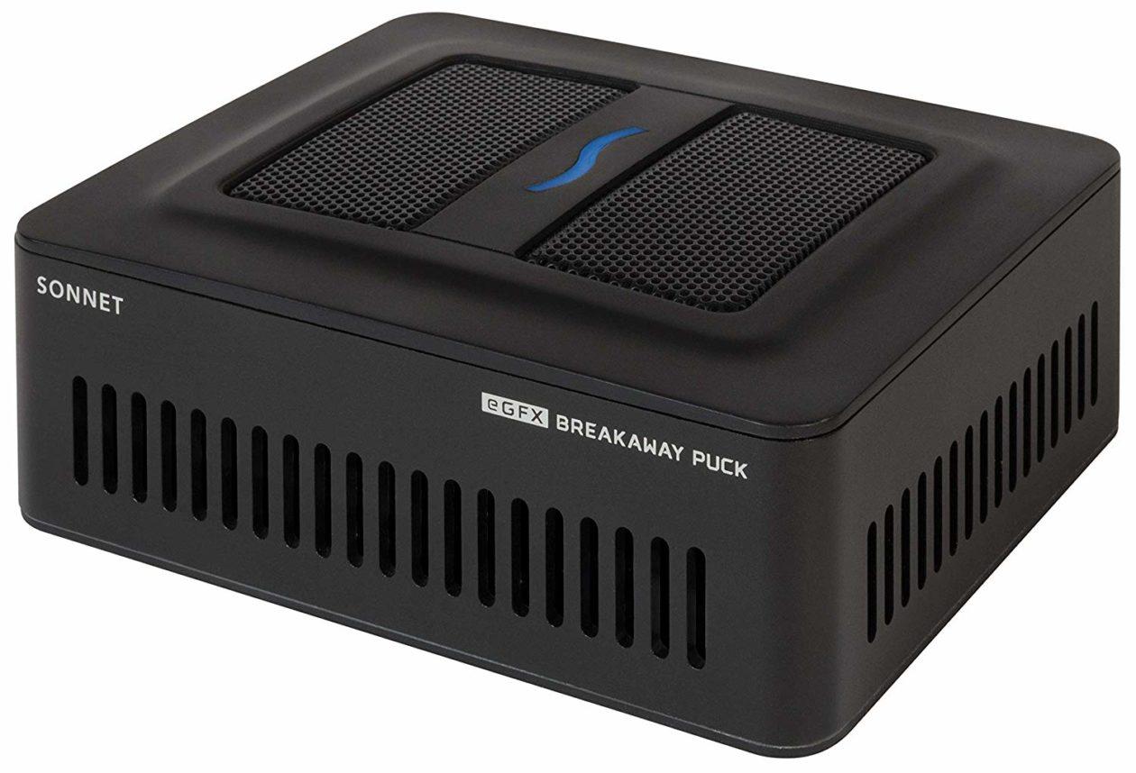eGPU Sonnet Radeon RX 650