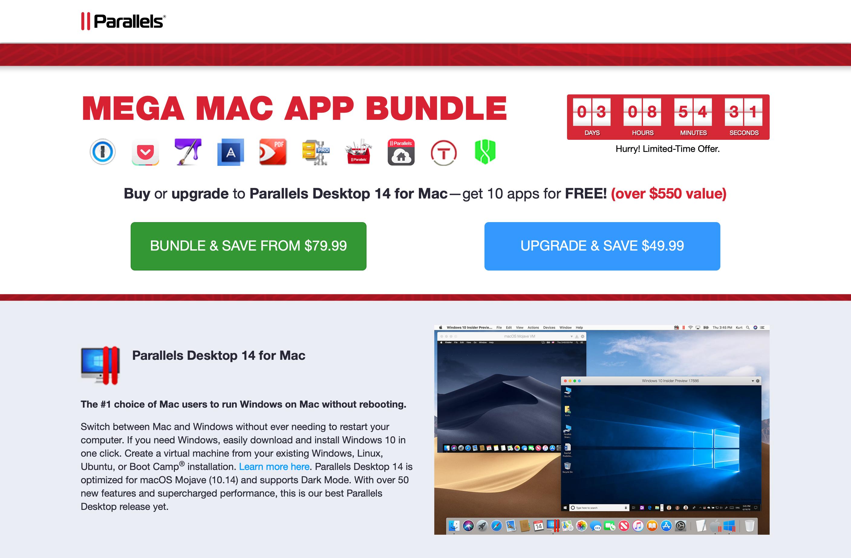 Mega Mac App Bundle