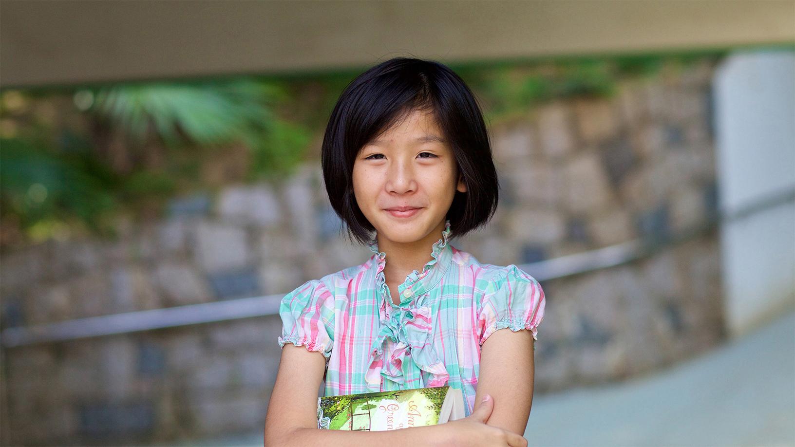 Hillary Yip, jovem desenvolvedora e CEO de 14 anos