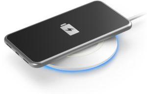 Base de carregamento sem fio CP-WP1, da Sony