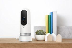 Câmera de segurança da Lighthouse AI