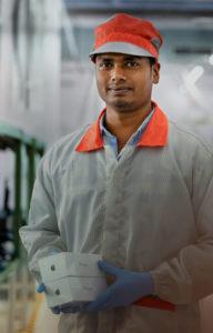 Produção do iPhone na Índia