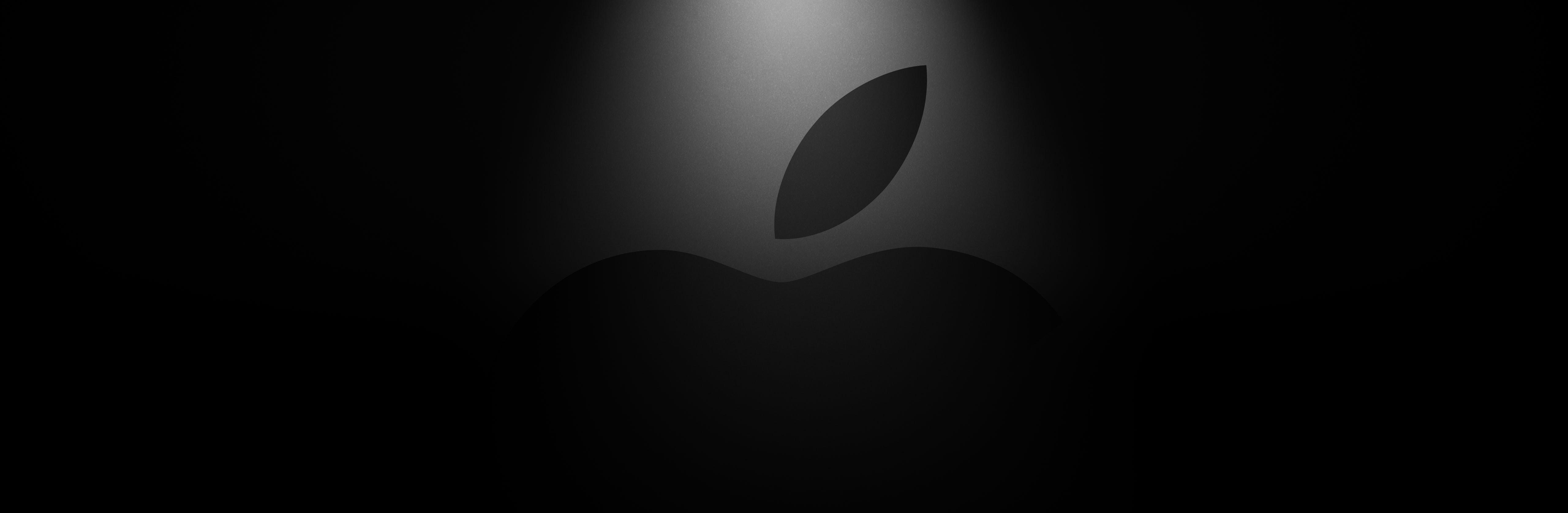 Logo da Apple (maçã) para evento especial