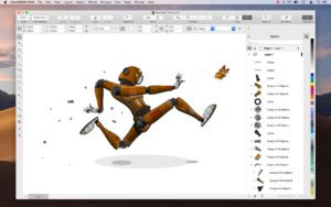 CorelDRAW Graphics Suite 2019 para Mac