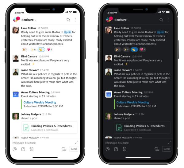 Slack ganha Modo Escuro no iOS; Ulysses, CleanMyMac X, Google Fotos e Tradutor também são atualizados