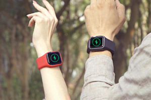 Batfree, pulseira com bateria para o Apple Watch