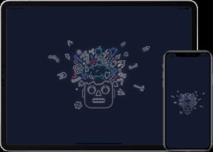 Wallpapers da WWDC19 em iPad e iPhone
